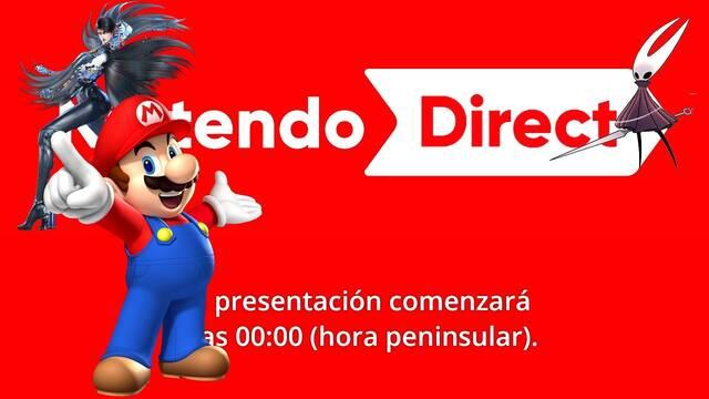 Nintendo Direct hoy