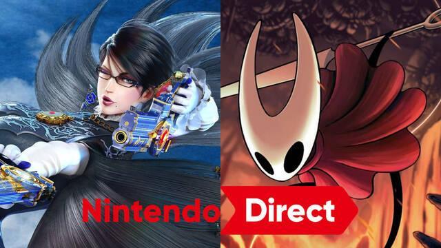 ¿Se mostrarán Bayonetta 3 y Silksong en el Nintendo Direct? Los fans no tienen muchas esperanzas