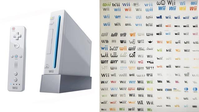 Revelados varios y curiosos logotipos descartados para Nintendo Wii