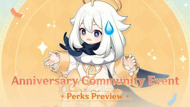 Quejas en la comunidad de Genshin Impact por los eventos del primer aniversario.