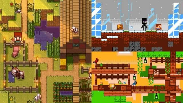 Mojang tiene dos proyectos de Minecraft en marcha, según rumores.