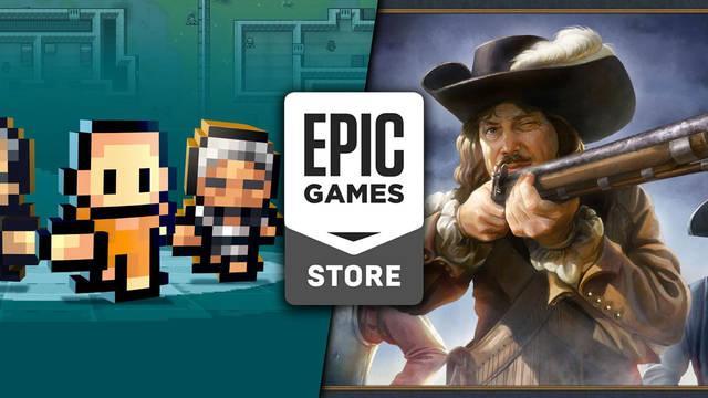 Nuevos juegos gratis en Epic Games Store.