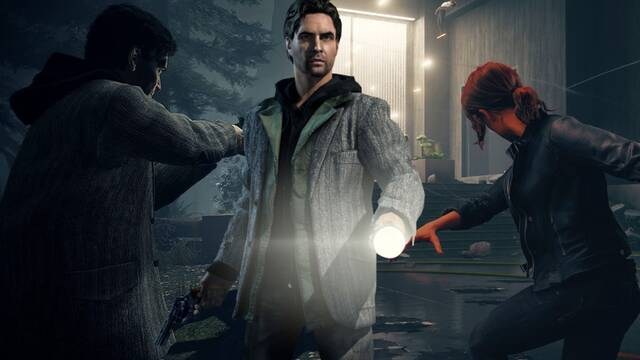 Alan Wake Remastered y sus conexiones con otros juegos