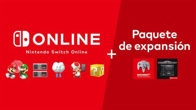 Juegos de Nintendo 64 y SEGA Mega Drive llegarán a Switch Online a finales de octubre.