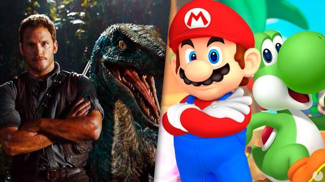 Críticas a Chris Pratt como Mario en la película