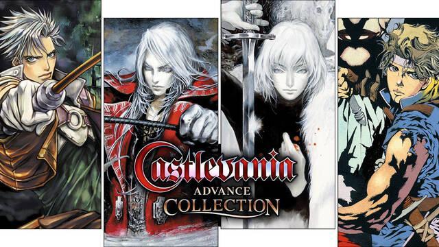 Castlevania Advance Collection tráiler precio fecha