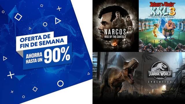 Ofertas fin de semana PS Store