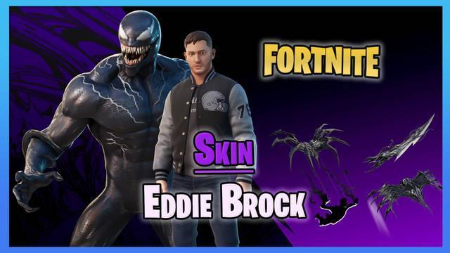 Fortnite: Skin de Eddie Brock (Venom) ya disponible
