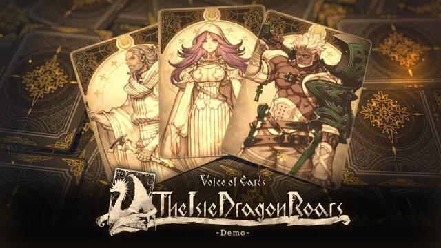 Voice of Cards: The Isle Dragon Roars demo gratis ya disponible