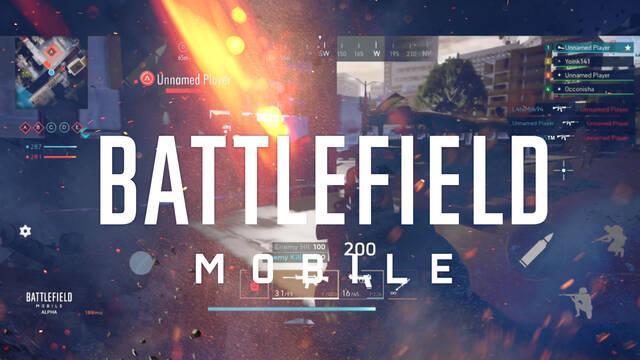 Gameplays de la prueba alfa de Battlefield Mobile.