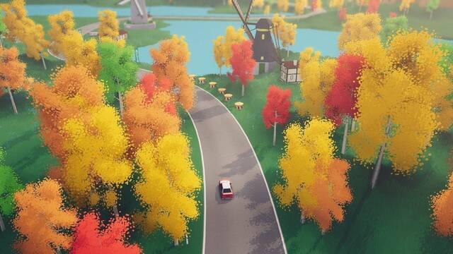 Fecha de lanzamiento de Art of Rally en PS5 y PS4.