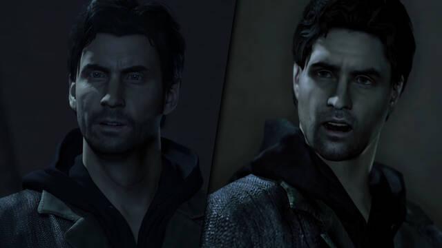 Comparativa Alan Wake Remastered vs Alan Wake original.