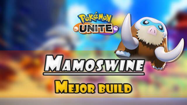 Mamoswine en Pokémon Unite: Mejor build, objetos, ataques y consejos