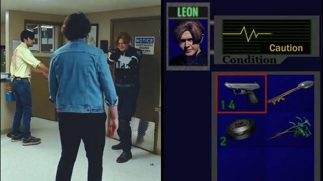 Recrean fielmente el Resident Evil 2 original de 1998 en la vida real