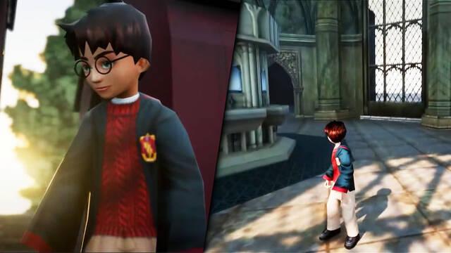 Remake fan de Harry Potter y la Cámara de los Secretos en Unreal Engine 5.
