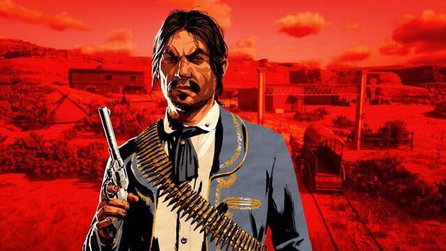 Mod para visitar México en Red Dead Redemption 2.