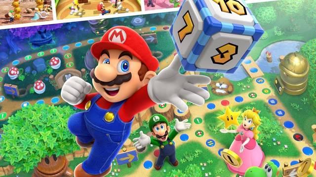Lista completa de minijuegos de Mario Party Superstars.