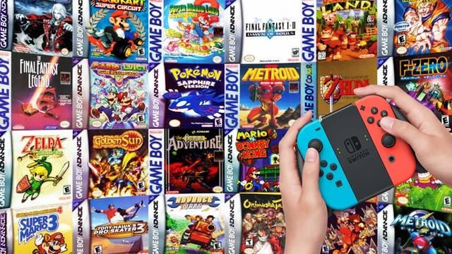 Los juegos de Game Boy y Game Boy Color siguen previstos para llegar a NSO