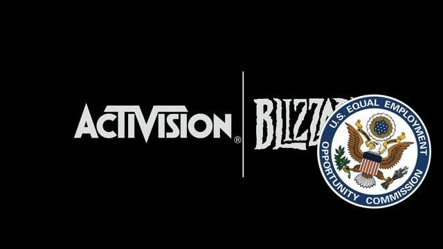 Demanda de la EEOC a Activision Blizzard
