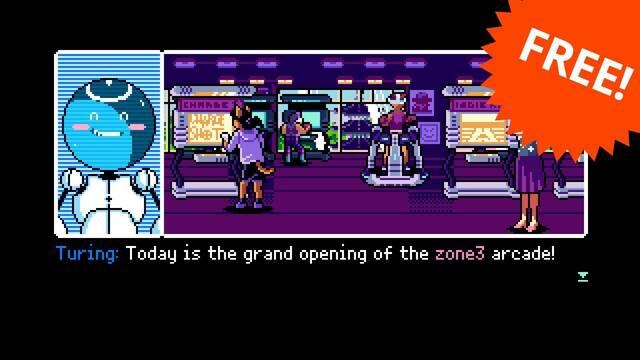 2064: Read Only Memories está gratis en Epic Games (PC) de forma temporal