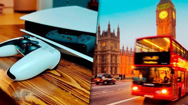 PS5 supera el millón de consolas en Reino Unido