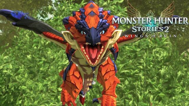 Monster Hunter Stories 2: Wings of Ruin recibe su parche 1.4.0 con muchas novedades