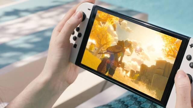 Nintendo Switch OLED Fecha de lanzamiento y precio