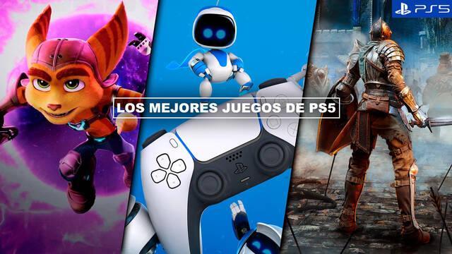 Los MEJORES juegos para PS5 - TOP 20