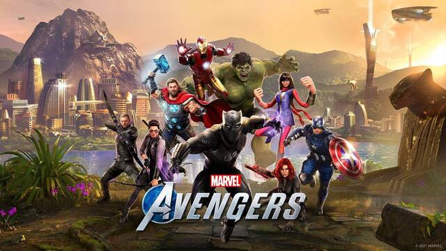 Marvel's Avengers estará disponible este mismo mes de septiembre en Xbox Game Pass