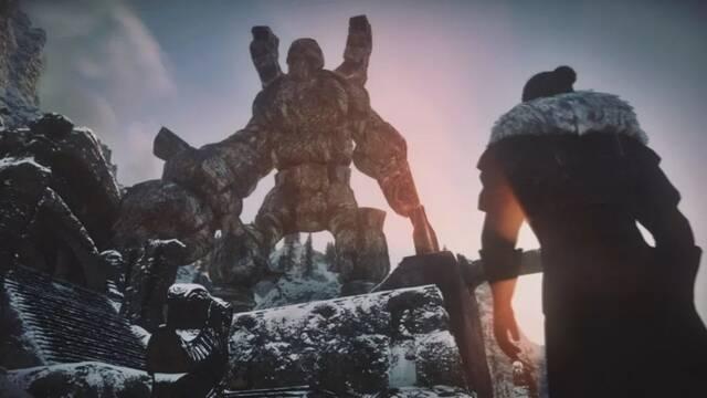 Skyrim convertido en Dark Souls con 500 mods