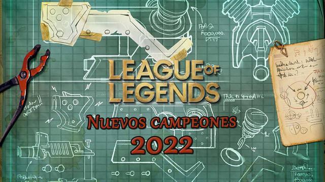 League of Legends: Detalles de los dos próximos campeones para 2022