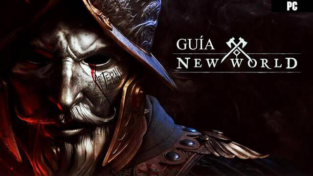 Guía New World: trucos, secretos y consejos