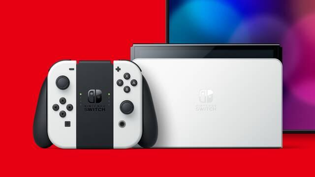Nintendo Switch OLED Pro 4K