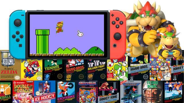 Nintendo Switch Online Game Boy otras consolas