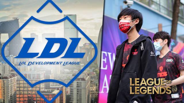 League of Legends: La nueva ley china ya afecta a la competición de la LDL