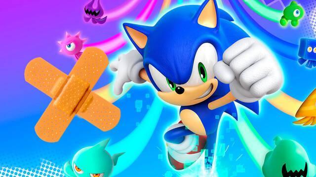 Sega trabaja en un parche para Sonic Colours Ultimate