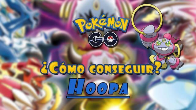 Pokémon GO: ¿Cómo conseguir a Hoopa?