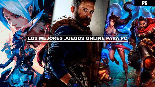 Los MEJORES juegos online para PC (2021) - Todos los géneros