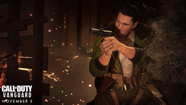 Detalles del multijugador de Call of Duty: Vanguard