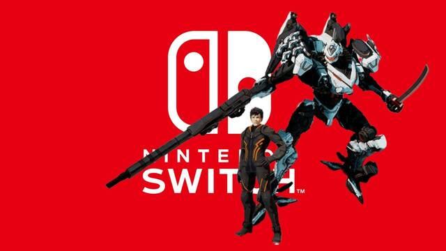 Daemon X Machina gratis con Nintendo Switch Online