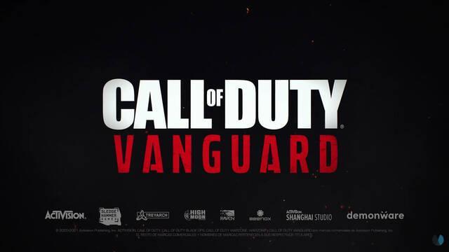 Call of Duty Vanguard logo Activision