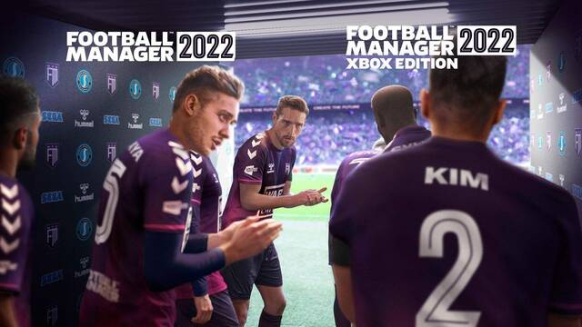 Anunciado Football Manager 2022 para Xbox Series X/S, Xbox One, PC, iOS, Android y Switch.