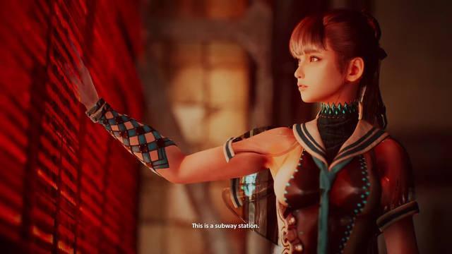 Project Eve PS5 tráiler PlayStation Showcase
