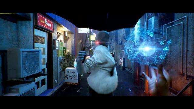 Ghostwire Tokyo gameplay PlayStation Showcase