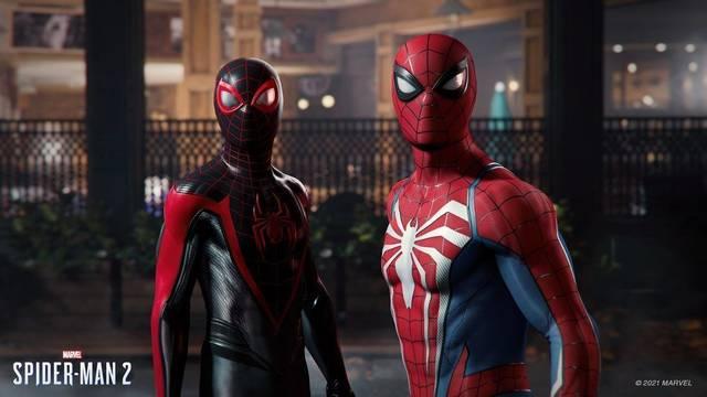 Spider-Man 2 PS5 tráiler PlayStation Showcase