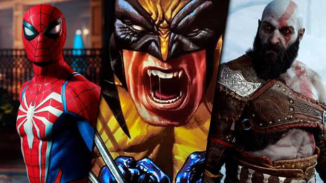 Portada PlayStation Showcase con Kotor 2, Spider-Man 2 y God of War