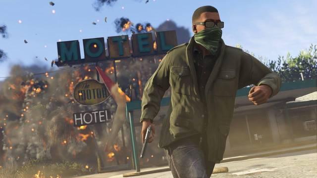 GTA V retrasa su lanzamiento en PS5 y Xbox Series X/S hasta marzo de 2022.