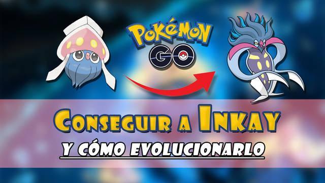 Pokémon GO: ¿Cómo conseguir a Inkay y evolucionarlo en Malamar? (Truco)