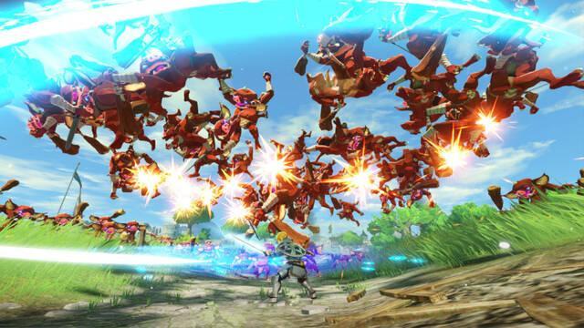 Hyrule Warriors: La era del cataclismo ventas Switch