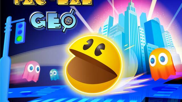 Pac-Man Geo Android iPhone descargar